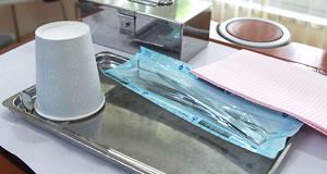 紙コップ・滅菌パック